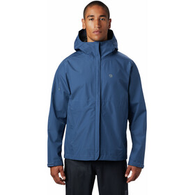 Mountain Hardwear Exposure/2 Gore-Tex Paclite Chaqueta Hombre, better blue